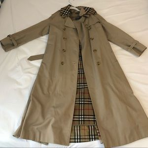 Vintage Burberry Trench w/ Removable Winter Lining
